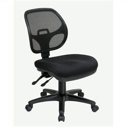 Ergonomic Task Office Chair in Coal