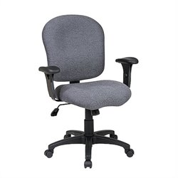 Office Star Work Smart Sculptured Task Desk Office Chair