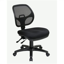 Office Star ProGrid Ergonomic Task Chair with ProGrid Back