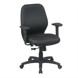 Office Star Mid Back Tilt Chair