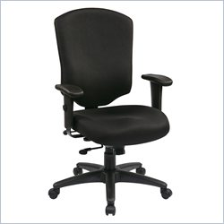 Office Star High Back Executive Chair with Ratchet Back