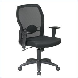 Office Star Woven Mesh Back Chair