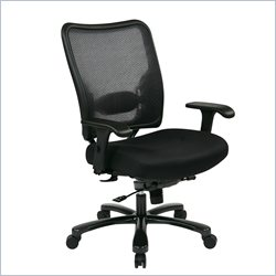 Office Star 75 Series Double AirGrid Back Seat Ergonomic Chair