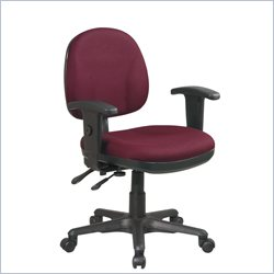Office Star Sculptured Ergonomic Managers Chair