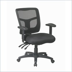 Office Star ProGrid Back Mid Back Manager Chair