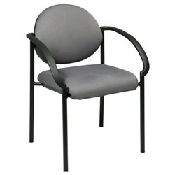 Office Star STC Stack Chairs with Arms