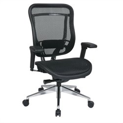 Office Star 818A Series Executive High Back Office Chair