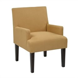 Office Star Main Street Guest Chair in Woven Wheat