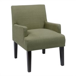 Office Star Main Street Guest Chair in Woven Seaweed