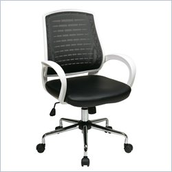 Office Star Rio Office Chair in Black
