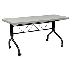 Office Star FT Series Multi Purpose Flip Table - 48