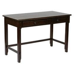 Writing Desk in Cabernet