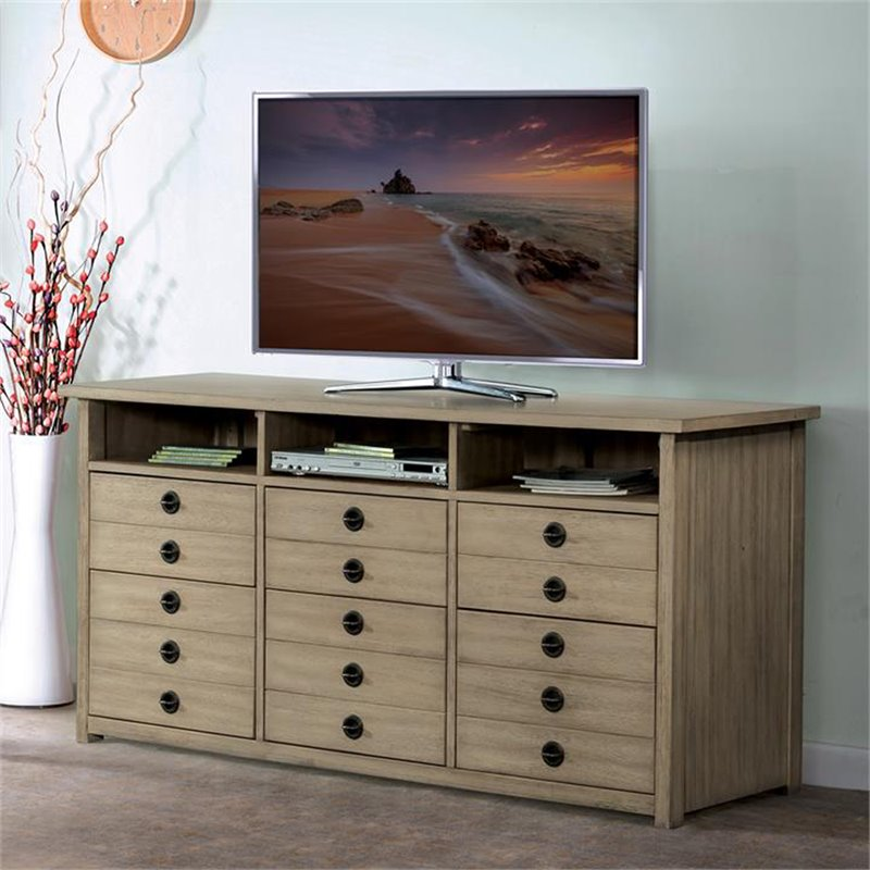 Riverside Furniture Perspectives 6 Drawer Lateral File Cabinet