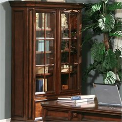Riverside Furniture Cantata Two Door Barrister Bookcase