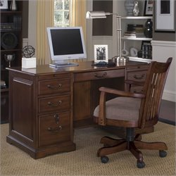 Riverside Furniture Cantata Flat Top Computer Desk