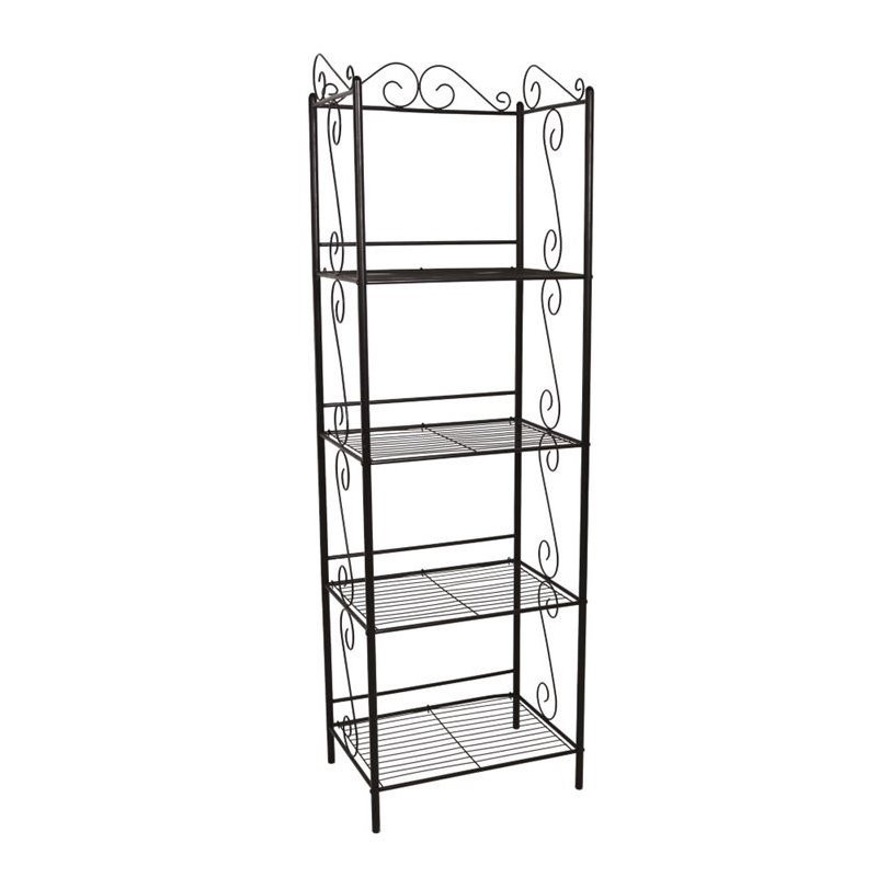 Metal etagere in copper i 2103 - Etagere modulable metal ...