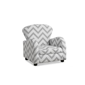 Kids Chair in Gray