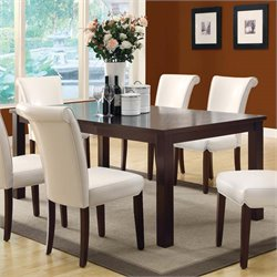 Monarch Extendable Dining Table in Espresso