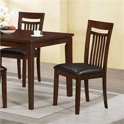 Monarch Dining Chair in Antique Oak (Set of 2)