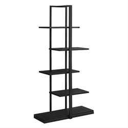 Monarch 5 Shelf Metal Bookcase-SH14