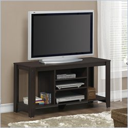 Monarch 48 inch TV Console in Cappuccino