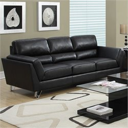 Monarch Sofa in Black
