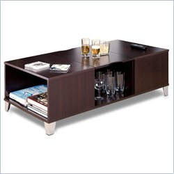 Nexera Brooklyn Coffee Table in Espresso Finish