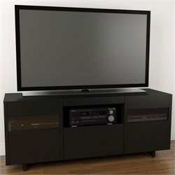 Nexera Vision 60'' TV Stand in Black