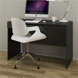 Nexera Next Desk in Black