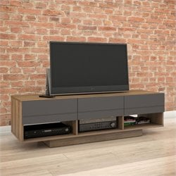 Nexera Radar TV Stand in 60