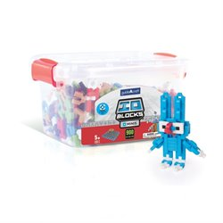 Guidecraft IO Blocks Minis 900 Piece Set
