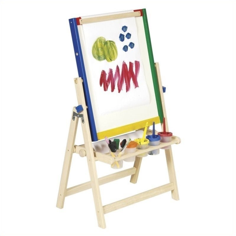 Harwood 4-In-1 Flipping Easels Floor Easel