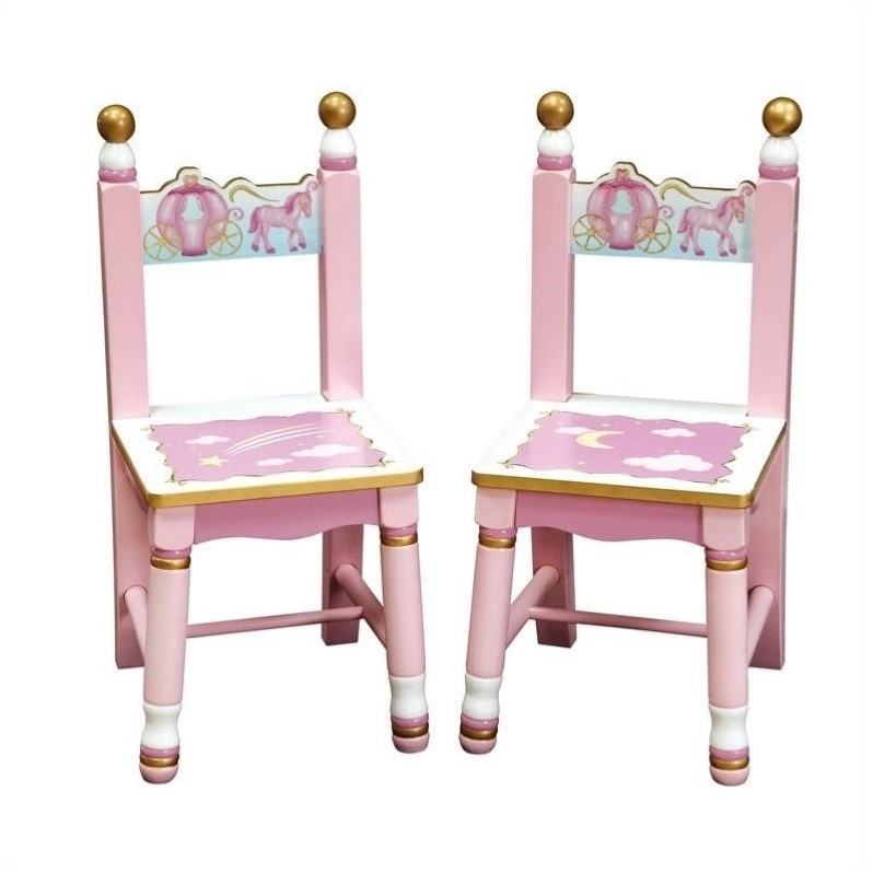 Guidecraft Princess Extra Chairs