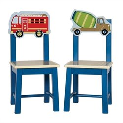 Guidecraft Moving All Around Extra Chairs (Set of 2)