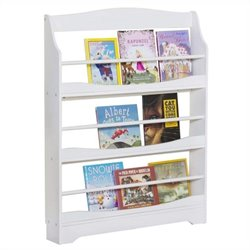 Guidecraft Expressions Bookrack in White