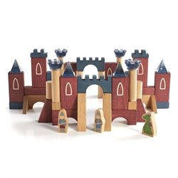 Guidecraft Medieval Castle Blocks