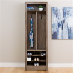 Entryway Organizer with Shoe Storage