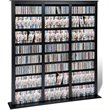 ADD TO YOUR SET: Prepac Triple Width Barrister CD DVD Media Storage Tower in Black