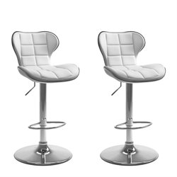 CorLiving Adjustable Bar Stool-l