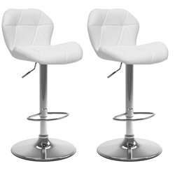 CorLiving Adjustable Bar Stool-K