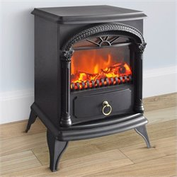 Sonax Free Standing Electric Fireplace