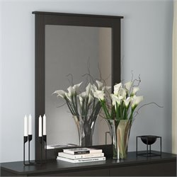Dresser Mirror in Dark Cappuccino