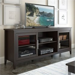 Sonax CorLiving Jackson TV Bench in Espresso