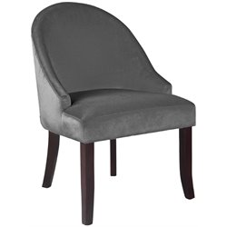 Sonax CorLiving Antonio Accent Chair in Gray
