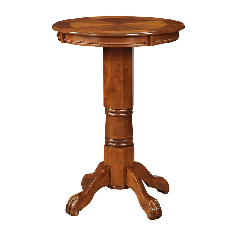 Florence Pub Table in Walnut