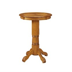 Boraam Florence Pub Table in Fruitwood