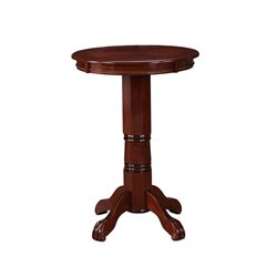 Boraam Florence Pub Table in English Tudor
