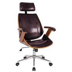 Office Chair in Brown
