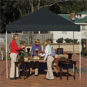 10'x10' Pro Pop-Up Canopy Straight Leg with Cover