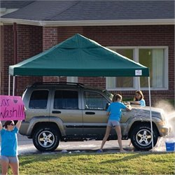 12'x12' Pro Pop-Up Canopy Straight Leg with Cover